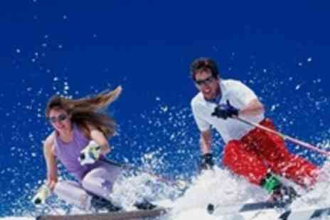 Alpine Snowsports Centre - Two Hour Beginners Ski Lesson - Save 60%
