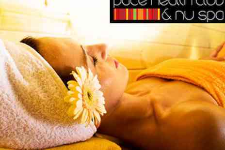 Pace Health Club and Nu Spa at Park Inn - £20 Spa Day with choice of 25 min Treatment - Save 60%