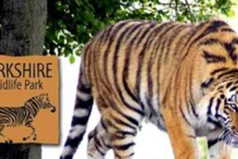 Yorkshire Wildlife Park - Entry to Evening Extravaganza For Four on Tuesday October 25 - Save 69%