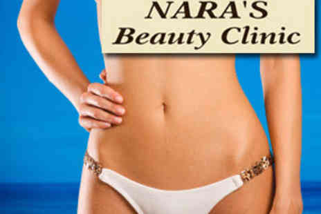 Naras Beauty Clinic - 6 Laser Hair Removal Sessions: Brazilian / underarms / upper lip & chin � £129 instead of up to £600 - Save 79%