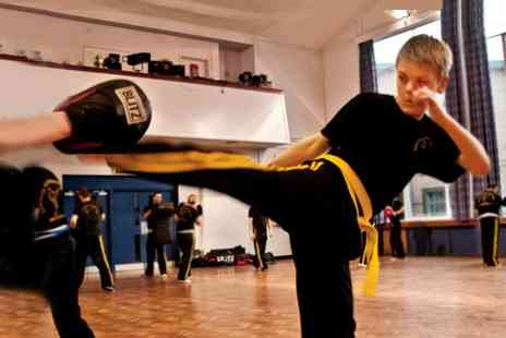 Elemental Kickboxing Academy - Kickboxing Classes West Yorkshire - Save 57%