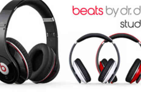 EIC Limited - £189 instead of £279.99 for Beats by Dr. Dre original Beats Studio headphones - Save 32%