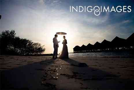 Indigo Images - Wedding Photography Package With 400 Retouched Digital Images on CD for £399 from the Acclaimed Indigo Images (60% Off) - Save 60%