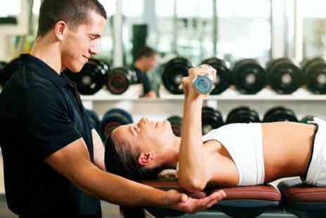 Fit & Fun - Five sessions with personal trainer - Save 50%