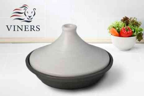 Mahahome.com - Viners Cast Iron Tagine - Save 62%