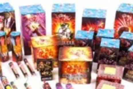 Strike Force - The Ultimate Fireworks Bundle with 36 Fireworks - Save 64%