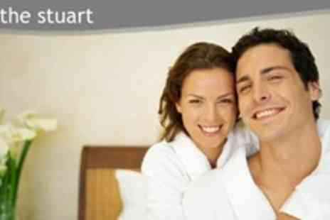 The Stuart Hotel - One Night Stay For Two With Sharing Tapas and Breakfast - Save 70%