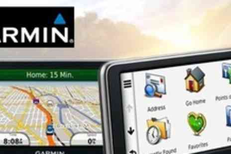 DSE Electronics - Garmin Nvi 2300 Satnav - Save 34%