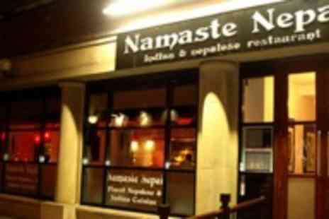Namaste Nepal - £16 for a Nepalese Thali meal for two (worth up to £33.90) - Save 53%