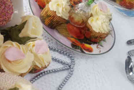 Nettle Hill - Vintage Afternoon Tea for Two People - Save 53%