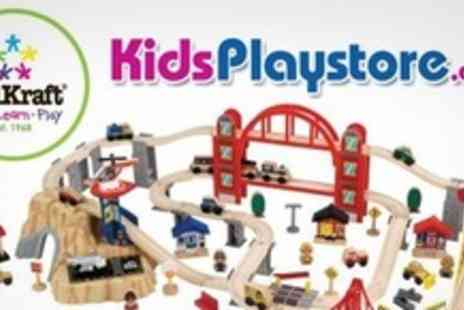 Kids Playstore.com - KidKraft Metropolis Train Set or Fun Explorer Submarine Set - Save 53%