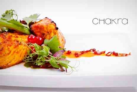 Chakra London - Two Course Lunch With Wine - Save 51%