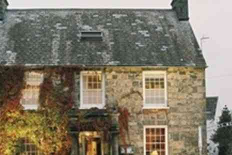 Llys Meddyg - Two Night Boutique Hotel Break For Two With Prosecco and Breakfast - Save 64%