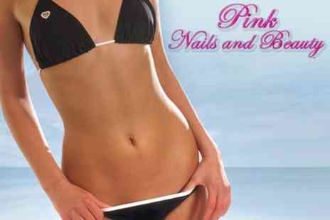 Pink Nails and Beauty - Full Body Spray Tan for £9 - Save 55%