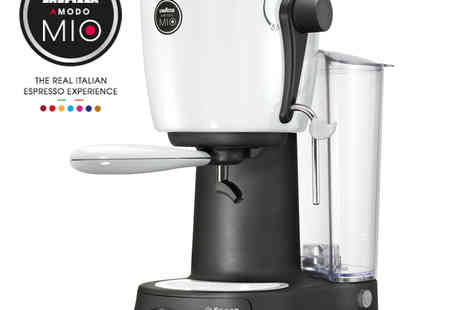 Lavazza - A Modo Mio Piccina Espresso Machine And Tasting Kit - Save 55%