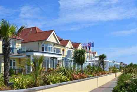 Roslin Beach Hotel - £59 for a Spa Day for 2 inc Treatment & Champagne Tea, Reg £123 - Save 52%