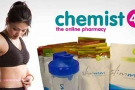 Chemist 4 U - Slimmm Meal Replacement Programme - Save 72%