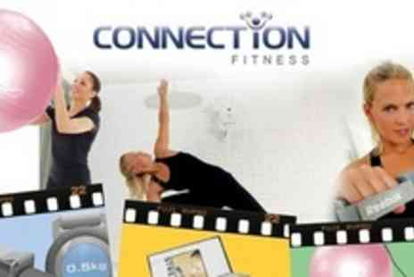 Connection Fitness - Starter Fitness Equipment Package - Save 52%