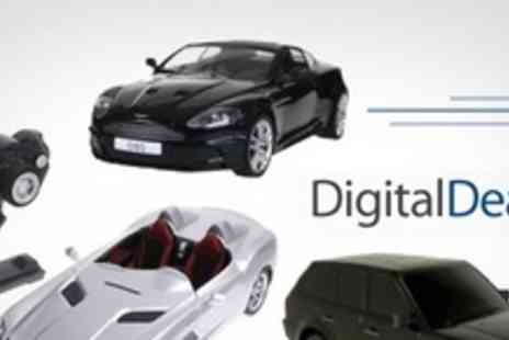 Digital Deals - Remote Controlled Range Rover, Lamborgini Reventon Roadster, Mercedes SLR or Aston Martin - Save 56%