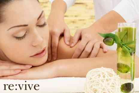 Revive Nottingham - Choice of Back Massage, Pedicure and Manicure - Save 61%