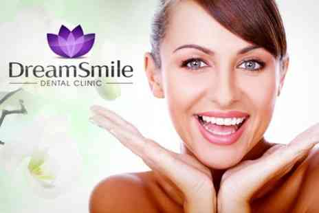 Dream Smile Dental Clinic - Full Invisalign Clear Braces for Top and Bottom Arches - Save 45%