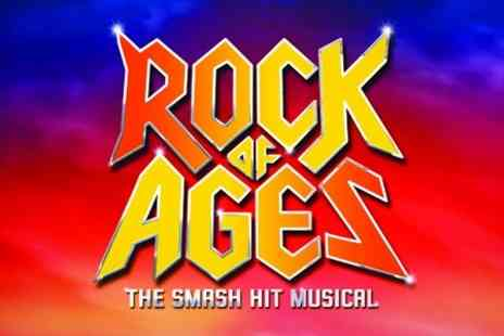Rock of Ages - Musical Ticket - Save 49%