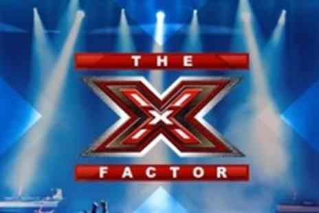 Betfred - £10 for a £20 Bet On An X Factor Live Show Act - Save 50%