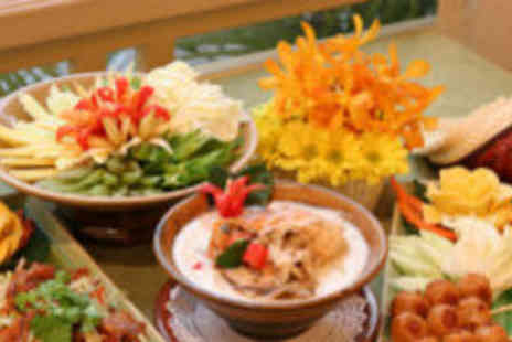 Thai River - Three-course meal and drink  - Save 63%