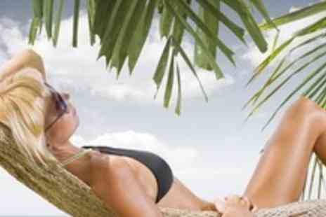 Body Basix - Two California Spray Tans - Save 68%