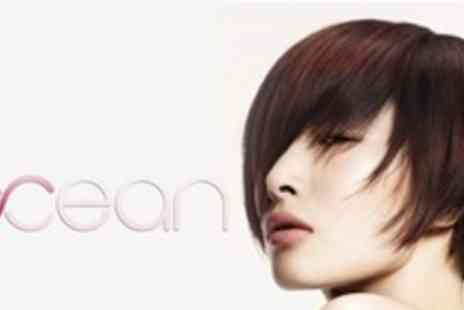 Ocean Hair - Full Head of Colour Using Aveda Products With Conditioning Treatment - Save 48%