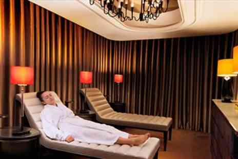 The Caledonian Waldorf Astoria - Champagne Spa Day including Massage - Save 35%