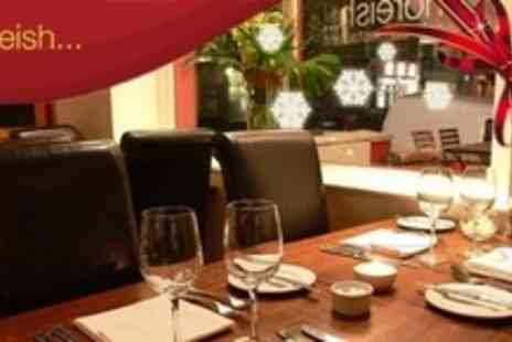 Moreish - Seven Course Christmas Tasting Menu For Two With Glass of Mulled Wine - Save 62%