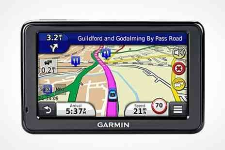 Simply Things - Garmin Nuvi 2515LT Sat Nav With Bluetooth and UK/IE Lifetime Maps - Save 25%