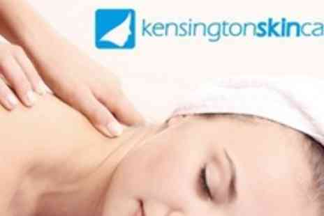 Kensington Skin Care - 45 minute Deep Tissue Massage and 45 minute Collin Paris Facial - Save 71%