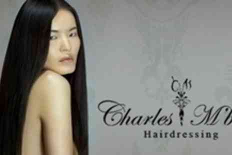 Charles M Biro - Brazilian Blow Dry With Cut and Finish - Save 73%