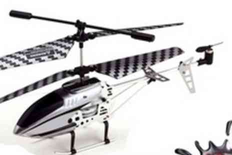 Extreme Fliers - Remote Controlled Robocoptor GST Special  Edition - Save 53%