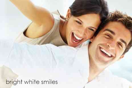 Bright White Smiles @ The Orangery Laser and Beauty Clinic - Beyond White Spa� Laser Teeth Whitening - Save 68%