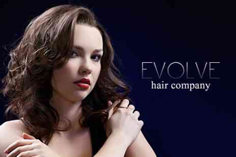 Evolve Hairdressing - Restyle Cut, Finish and Condition One Appointment - Save 51%