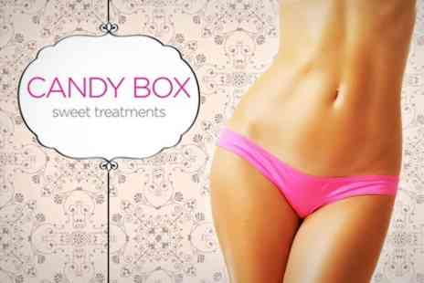 Candy Box - Choice of Waxing Treatments One Session on Standard Area - Save 52%