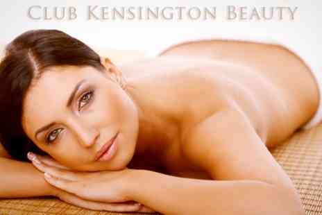 Club Kensington Beauty - Choice of Up to Three Beauty Treatments Including Massages and Facials - Save 34%