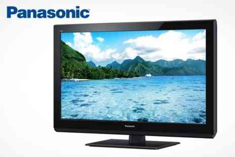 Hanaco - Panasonic Viera 24 HD LCD TV With Integrated Media Player and Freeview HD - Save 23%
