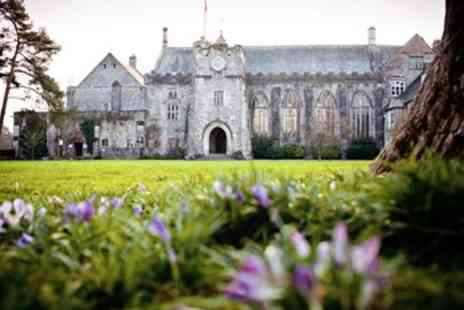 Dartington Hall - 'Enchanting' Historic Devon Escape with Dinner - Save 48%
