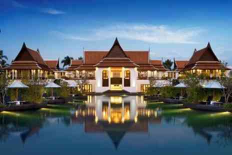 JW Marriott Khao Lak Resort - In Thailand Luxury 3 Night Beach Break for 2 with Extras - Save 72%