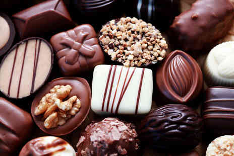 Thinking Chocolate - Triple chocolate making masterclass for 4 people - Save 72%