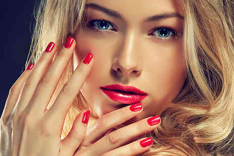 N.SPA - A deluxe gel manicure including scrub, mask & massage - Save 76%