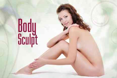 Body Sculpt - IPL Hair Removal Six Sessions on Choice of Areas Such as Half Legs - Save 90%