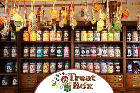 Treat Box - Choice of Easter Egg - Save 50%