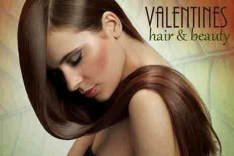 Valentines - Brazilian Blow Dry - Save 51%