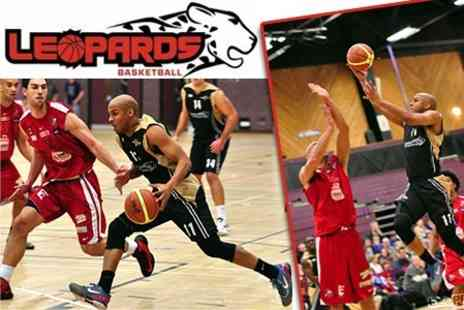 Essex Leopards - Tickets For One - Save 33%