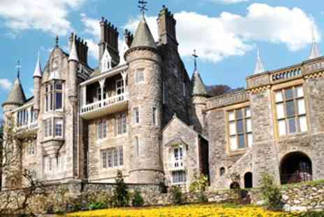 Plas Rhianfa -In Wales 5 Star Chateau Stay with Credit & Upgrade - Save 44%